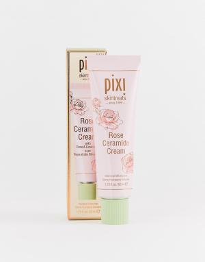 Увлажняющий крем Rose Ceremide-Бесцветный Pixi