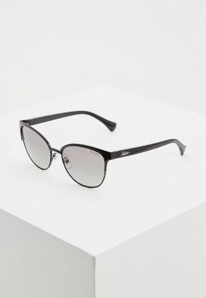 Очки солнцезащитные Ralph Lauren RA4127 900311. Цвет: серебряный