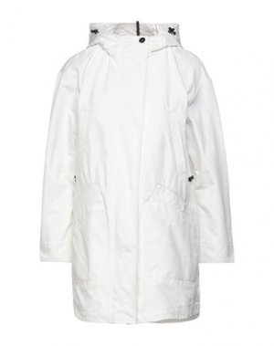 Легкое пальто HISTORIC. Цвет: белый