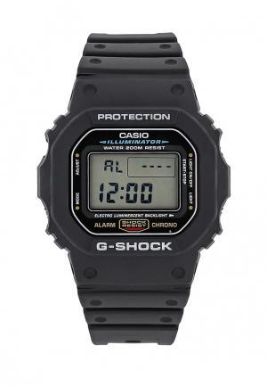 Часы Casio G-SHOCK DW-5600E-1V. Цвет: черный