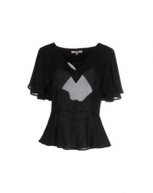 Блузка BB DAKOTA. Цвет: черный