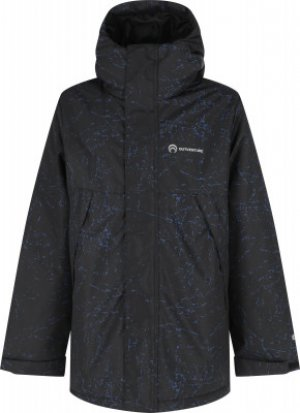 Куртка утепленная для мальчиков , размер 146 Outventure. Цвет: черный