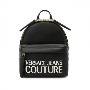 Рюкзак Versace Jeans Couture. Цвет: чёрный