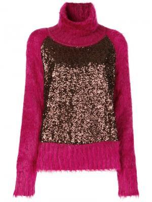 Alexa pullover Gianluca Capannolo. Цвет: розовый