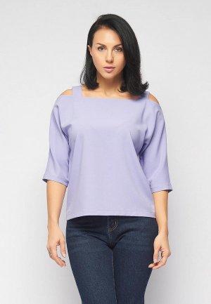 Блуза Bellart. Цвет: фиолетовый