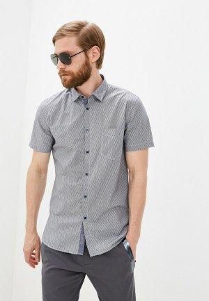 Рубашка Boss Magneton_1-short. Цвет: серый