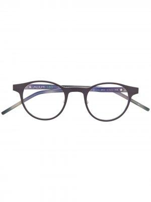 Солнцезащитные очки Alium 180 Face À. Цвет: черный