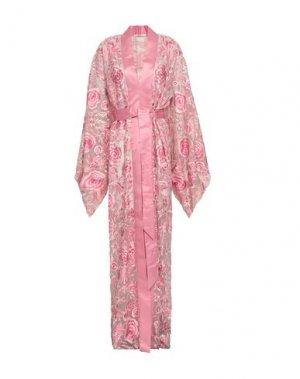 Легкое пальто NAEEM KHAN. Цвет: розовый