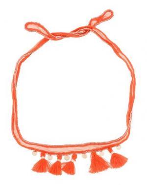 Ожерелье CHAN LUU. Цвет: красный