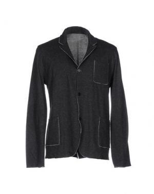 Пиджак MAJESTIC HOMME. Цвет: свинцово-серый