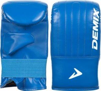 Перчатки снарядные , размер 46 Demix. Цвет: синий