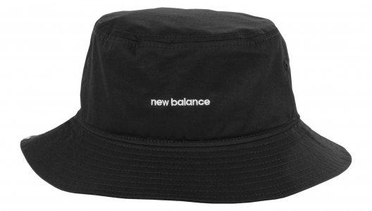 Кепки Bucket Hat New Balance. Цвет: черный