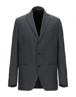 Пиджак RIVIERA Milano. Цвет: свинцово-серый