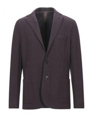 Пиджак SEVENTY SERGIO TEGON. Цвет: баклажанный