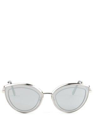 Солнцезащитные очки Philipp Plein. Цвет: разноцветный