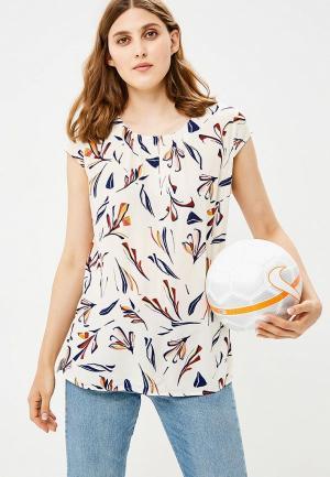 Блуза Betty & Co. Цвет: бежевый