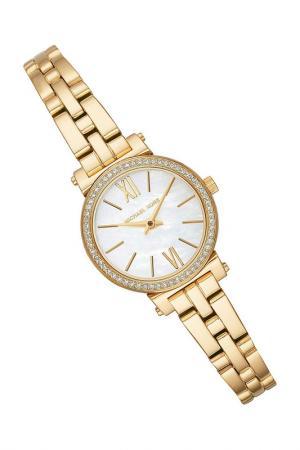 Наручные часы Michael Kors. Цвет: золотистый