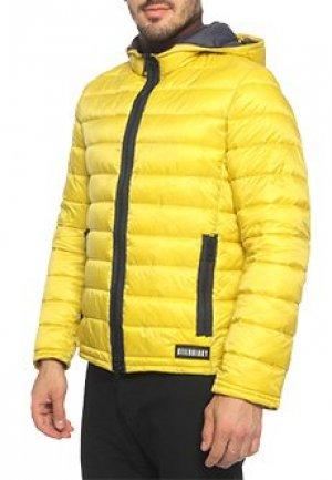 Куртка NIPAL. Цвет: желтый
