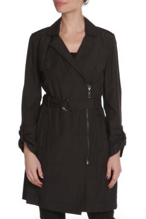 Тренч CNC Costume National C'N'C. Цвет: черный