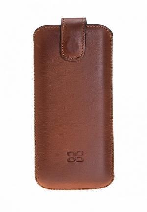 Чехол для iPhone Bouletta Х Multi Case. Цвет: коричневый