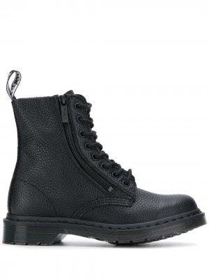 Ботинки 1460 Pascal Dr. Martens. Цвет: черный