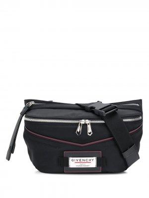 Поясная сумка Downtown Givenchy. Цвет: черный