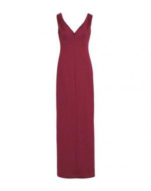 Длинное платье BLACK HALO EVE by LAUREL BERMAN. Цвет: красно-коричневый