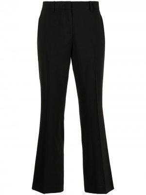 Укороченные брюки строгого кроя Nº21. Цвет: черный