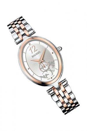 Наручные часы Balmain. Цвет: серебристый