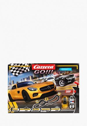 Игрушка Carrera Toys Go!!! Highway Action