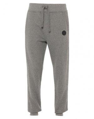 Повседневные брюки HYDROGEN. Цвет: серый