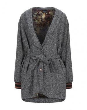 Легкое пальто GOTHA. Цвет: серый