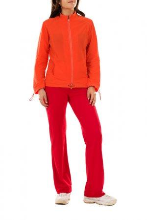 Куртка Dilemma. Цвет: оранжевый