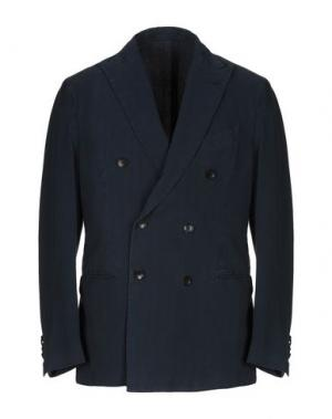 Пиджак PAVIN. Цвет: темно-синий