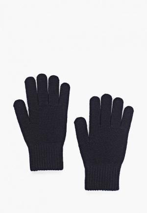 Перчатки Ferz. Цвет: синий