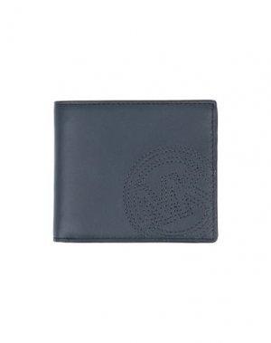 Бумажник MICHAEL KORS. Цвет: темно-синий