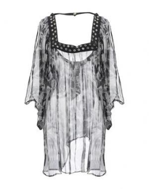 Блузка ALICE SAN DIEGO. Цвет: серый